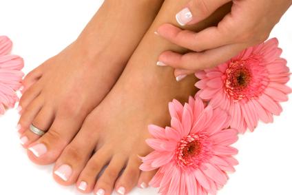 Belleza de los pies